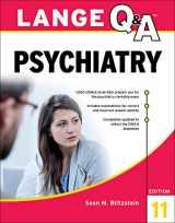 9781259643941-1259643948-Lange Q&A Psychiatry, 11th Edition