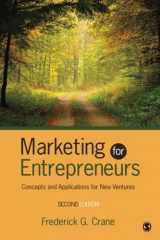 9781452230047-1452230048-Marketing for Entrepreneurs: Concepts and Applications for New Ventures
