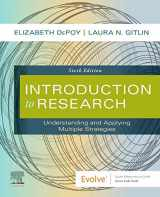 9780323612470-0323612474-Introduction to Research: Understanding and Applying Multiple Strategies
