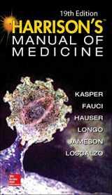 9780071828529-0071828524-Harrisons Manual of Medicine, 19th Edition