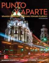 9780078037054-0078037050-Punto y aparte (Spanish) Standalone Book