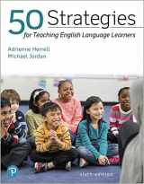 9780134863573-0134863577-50 Strategies for Teaching English Language Learners Plus Pearson eText -- Access Card Package