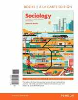9780134205595-0134205596-Sociology: A Down-To-Earth Approach -- Books a la Carte (13th Edition)