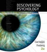 9781305626713-1305626710-Bundle: Discovering Psychology: The Science of Mind, Loose-Leaf Version, 2nd + MindTap Psychology, 1 term (6 months) Printed Access Card