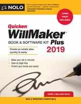 9781413325553-1413325556-Quicken Willmaker Plus 2019 Edition: Book & Software Kit