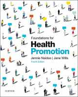 9780702054426-0702054429-Foundations for Health Promotion (Public Health and Health Promotion)