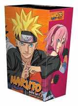 9781421583341-1421583348-Naruto Box Set 3: Volumes 49-72 with Premium (3) (Naruto Box Sets)