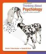 9781429233262-1429233265-Thinking About Psychology