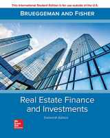 9781260091946-1260091945-Real Estate Finance & Investments