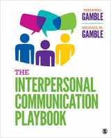 9781544332772-1544332777-The Interpersonal Communication Playbook