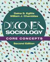 9781544372327-1544372329-Discover Sociology: Core Concepts