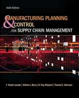 9780073377827-0073377821-Manufacturing Planning and Control for Supply Chain Management (McGraw-Hill/Irwin Series in Operations and Decision Sciences)