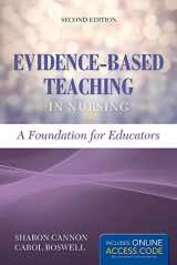 9781284074734-1284074730-Evidence-Based Teaching in Nursing: A Foundation for Educators