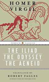 9780147505606-0147505607-The Iliad, The Odyssey, and The Aeneid Box Set: (Penguin Classics Deluxe Edition)