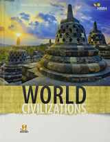 9780544668171-0544668170-HMH Social Studies: World Civilizations: Student Edition 2018