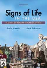 9781319056636-1319056636-Signs of Life in the USA: Readings on Popular Culture for Writers