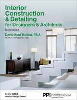 9781591264200-1591264200-Interior Construction & Detailing for Designers & Architects, 6th Edition