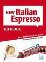 9788861825710-8861825710-New Italian Espresso Textbook, Level 2-Intermediate & Advanced