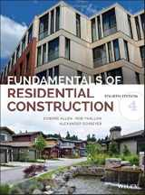 9781118977996-1118977998-Fundamentals of Residential Construction