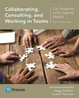 9780134672588-0134672585-Collaborating, Consulting and Working in Teams for Students with Special Needs (8th Edition)