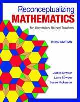 9781464193330-1464193339-Reconceptualizing Mathematics: for Elementary School Teachers