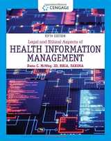 9780357361542-0357361547-Legal and Ethical Aspects of Health Information Management (MindTap Course List)