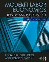 9781138218154-1138218154-Modern Labor Economics: Theory and Public Policy