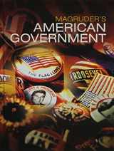 9780133306996-0133306992-MAGRUDERS AMERICAN GOVERNMENT 2016 STUDENT EDITION GRADE 12