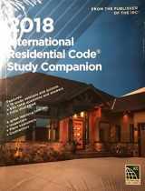 9781609837938-1609837932-2018 International Residential Code® Study Companion