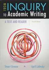9781319147228-1319147224-From Inquiry to Academic Writing: A Text and Reader 4e & LaunchPad (Six Months Access)