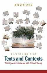 9780321945624-032194562X-Texts and Contexts: Writing About Literature with Critical Theory (7th Edition)