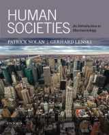 9780199382453-019938245X-Human Societies: An Introduction to Macrosociology