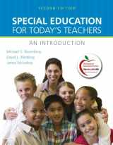 9780137033973-0137033974-Special Education for Today's Teachers: An Introduction