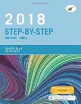 9780323430814-0323430813-Step-by-Step Medical Coding, 2018 Edition