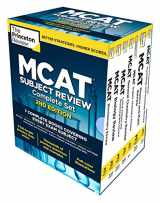 9780451487155-045148715X-Princeton Review MCAT Subject Review Complete Box Set, 2nd Edition: 7 Complete Books + Access to 3 Full-Length Practice Tests (Graduate School Test Preparation)