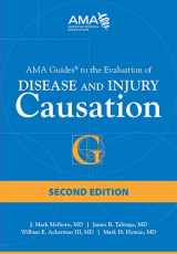 9781603598682-1603598685-AMA Guides to the Evaluation of Disease and Injury Causation