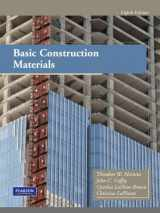 9780135129692-0135129699-Basic Construction Materials (8th Edition) (Pearson Construction Technology)