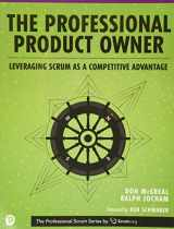 9780134686479-0134686470-The Professional Product Owner: Leveraging Scrum as a Competitive Advantage