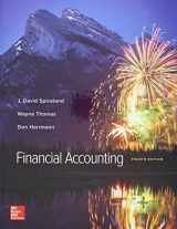9781259821295-1259821293-Financial Accounting with Connect Access Card