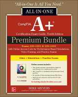 9781260458220-1260458229-CompTIA A+ Certification Premium Bundle: All-in-One Exam Guide, Tenth Edition with Online Access Code for Performance-Based Simulations, Video Training, and Practice Exams (Exams 220-1001 & 220-1002)