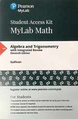 9780135202746-0135202744-MyLab Math with Pearson eText -- Standalone Access Card -- for Algebra and Trigonometry (11th Edition)