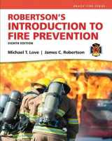 9780133843279-0133843270-Robertson's Introduction to Fire Prevention (Brady Fire)
