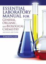 9780136055471-0136055478-Essential Laboratory Manual for General, Organic and Biological Chemistry (2nd Edition)
