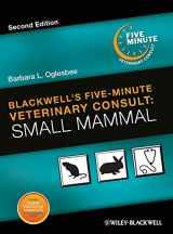 9780813820187-0813820189-Blackwell's Five-Minute Veterinary Consult: Small Mammal