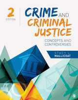 9781544338972-154433897X-Crime and Criminal Justice: Concepts and Controversies
