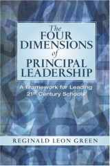 9780131126862-0131126865-Four Dimensions of Principal Leadership, The: A Framework for Leading 21st Century Schools