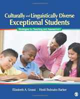 9781412952132-1412952131-Culturally and Linguistically Diverse Exceptional Students: Strategies for Teaching and Assessment