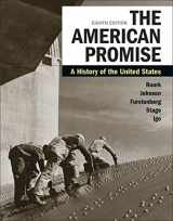 9781319177652-1319177654-The American Promise, Combined Edition: A History of the United States