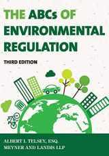 9781598887259-1598887254-The ABCs of Environmental Regulation