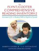 9780133362527-0133362523-The Flynt/Cooter Comprehensive Reading Inventory-2: Assessment of K-12 Reading Skills in English & Spanish (2nd Edition)